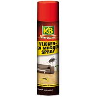 KB Vliegende Insectenspray - Insecten - KB Home Defense