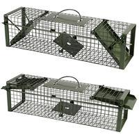 Ratten Doorloopval - Ratten vangkooien - Ronada