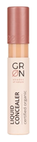 GRN Liquid Concealer Light Wheat