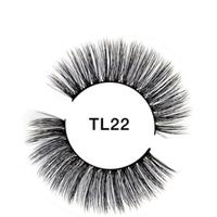 Tatti Lashes 3d Brazilian Silk Hair  - 3d Brazilian Silk Hair Tl22
