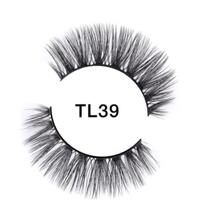 Tatti Lashes 3d Brazilian Silk Hair  - 3d Brazilian Silk Hair Tl39
