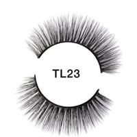 Tatti Lashes 3d Brazilian Silk Hair  - 3d Brazilian Silk Hair Tl23