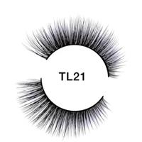 Tatti Lashes 3d Brazilian Silk Hair  - 3d Brazilian Silk Hair Tl21
