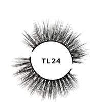 Tatti Lashes 3d Brazilian Silk Hair  - 3d Brazilian Silk Hair Tl24