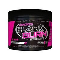 stacker2 Black Burn Micronized - Stacker 2 • 300 gram (60 doseringen) • Afslanken & Vetverbranden