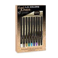 LA Colors Eye Tribute Eyeliner Gift Set