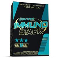 stacker2 Immuno Stack - Stacker 2 • 60 capsules (60 servings) • Gezondheid & Immuunsysteem