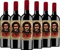 Hammeken Cellars 6er Aktion  El Gringo Dark Red Tempranillo Vdt 2018 - Weinpakete, Spanien, Trocken, 4.5000 L
