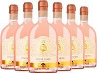 Masca del Tacco 6er Aktion  Ro'Si Pinot Nero Rosato Puglia Igp 2019 - Weinpakete, Italien, Trocken, 4.5000 L