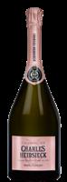 Charles Heidsieck Rosé Réserve in der Magnumflasche Champagne AOP - 1,5 Literflasche