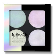 NIP+FAB Make Up Highlighter Quad - Weightless Strobing 12g