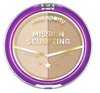 Miss Sporty Powder mission sculpting 001 mission blondy 1 stuk