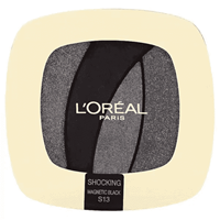 L'Oreal Color Riche Oogschaduw - S13 Shocking Magnetic Black