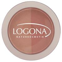 Logona Blush Duo beige + terracotta