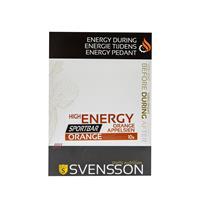 Svensson.club Energiereep sinaasappelsmaak