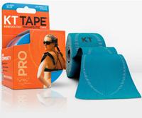 KT Tape Pro Strips Lichtblauw