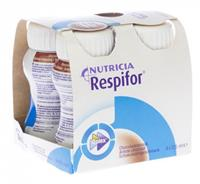 Respifor Chocolade 4x125ml