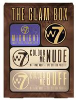 W7 The Glam Box - Make up Geschenkset