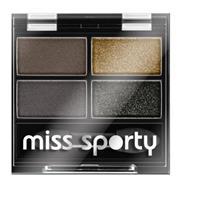 Miss Sporty Oogschaduw quattro 100% smokey eye look 1 stuk