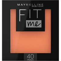 Maybelline New York 40 Peach Fit Me Blush