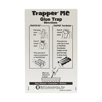 Trapper MC Muizen Lijmplanken 10 Stuks - Muizen lijmplanken - Bell