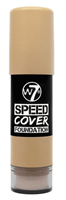 W7 Speed Cover Foundation - New Beige 4g