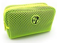 W7 Make-up/Toilettas - Medium Mesh Bag Neon Green