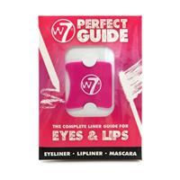W7 Cosmetics Perfect Guide for Eyes&Lips