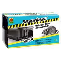 Compo Barrière Radikal Voederdoos Ratten