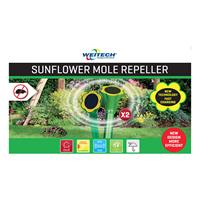 Weitech Sunflower Mole Repeller