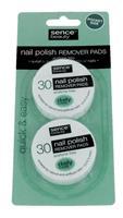SenceBeauty Nail Polish Remover Pads