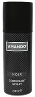 Amando Noir deodorant spray 150ml