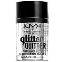 NYX Professional Makeup Silver Glitter Quitter 1.5 g