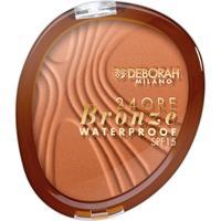 Deborah Milano 01 - Light Rose 24Ore Bronze Bronzing 12g