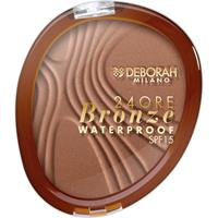 Deborah Milano 02 - Dark Rose 24Ore Bronze Bronzing 12g