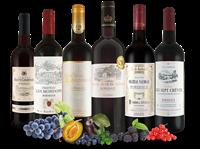 Verschiedene Die Welt der Bordeaux-Weine