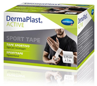 Dermaplast Active sporttape m 1 stuk