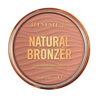 Rimmel London 001 - Sunlight Natural Powder Bronzing 14g