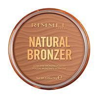 Rimmel London 002 - Sunbronze Natural Powder Bronzing 14g
