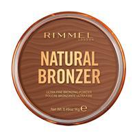 Rimmel London 004 - Sundown Natural Powder Bronzing 14g