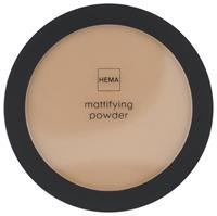 HEMA Mattifying Face Powder 23 Warm Beige (beige)