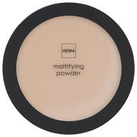 HEMA Mattifying Face Powder 21 Soft Rose (creme)