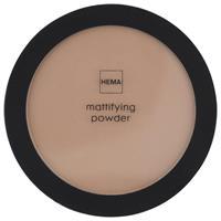 HEMA Mattifying Face Powder 22 Creamy Rose (creme)