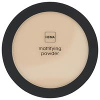 HEMA Mattifying Face Powder 24 Soft Beige (beige)