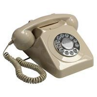 GPO 746PUSHIVO Rotary telefoon met drukknop