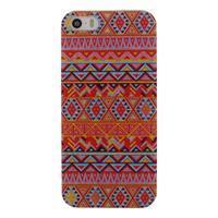Cover Apple iPhone 5/5S/SE Orange Aztec -