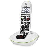 Doro dect telefoon PhoneEasy 115 wit