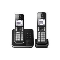 Panasonic dect telefoon KX-TGD322 zwart