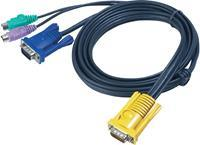 2L-5202P VGA PS/2 KVM kabel 1,8m