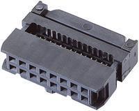 BKL Electronic - Female header Rastermaat: 1.27 mm Totaal aantal polen: 20 1 stuks